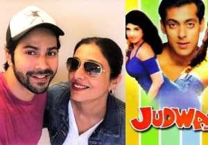 Varun Dhawan REVEALS Tabu CONNECTION with Salman Khan's Judwaa