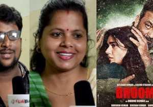 Bhoomi Public Review  Sanjay Dutt  Aditi Rao Hydari  Omung Kumar