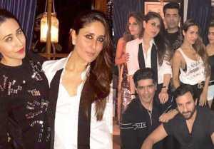 Kareena Kapoor Birthday Party INSIDE PHOTOS  Karishma Kapoor  Malaika Arora
