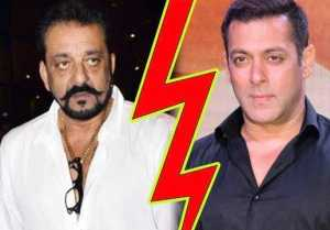 Sanjay Dutt STILL UPSET with Salman Khan; Here's Proof