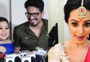 Bharti Singh and Harsh Limbachiyaa want Anita Hassanandani to dance in their wedding