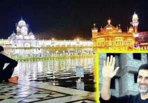 Akshay Kumar VISITS Golden Temple, BUT no one RECOGNIZED him; Here's Why