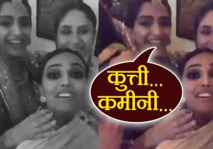 Sonam Kapoor's EPIC REPLY to Swara Bhaskar at Diwali Party; Watch
