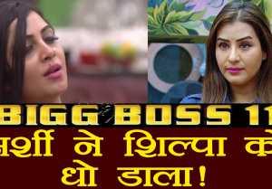 Bigg Boss 11: Aarshi Khan BEATS Shilpa Shinde in 'Sultani Akhada' task