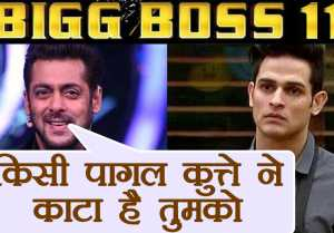 Bigg Boss 11: Salman Khan TROLLS Priyank Sharma for RE ENTERING the House