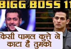 Bigg Boss 11: Salman Khan TROLLS Priyank Sharma for RE ENTERING the House