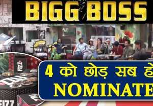 Bigg Boss 11 NOMINATION task to bring MAJOR twist !