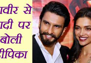 Deepika Padukone OPENS UP on Ranveer Singh and her Marriage