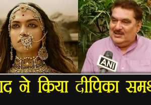 Raza Murad Supports Deepika Padukone, says she is daughter from entire Nation । FilmiBeat