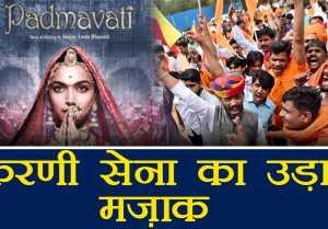 Padmavati Controversy: Karni Sena gets Trolled for threatening Deepika Padukone  FilmiBeat