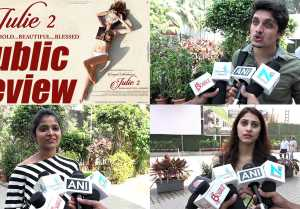Julie 2 Public Review: Raai Laxmi  Ravi Kishan  Movie Review  FilmiBeat