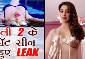 Julie 2 Hot scene of Raai Laxmi LEAKED