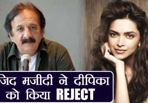 Deepika Padukone REJECTED by Majid Majidi for Beyond The Clouds: Here's Why ?