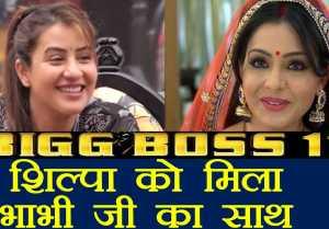 Bigg Boss 11: Bhabhi Ji Ghar Par Hai Actress SUPPORTS Shilpa Shinde, LASHES out at Hina Khan