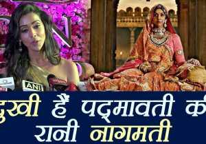 Padmavati: Rani Naagmati aka Anupriya Goenka SPEAKS UP on film release; Watch Video