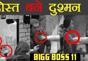 Bigg Boss 11: Hina Khan INTERVENE in Priyank Sharma  Luv Tyagi FIGHT