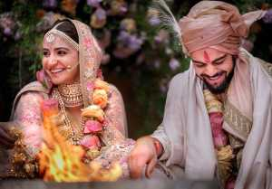 Virat Kohli & Anushka Sharma get married, It's Official now  FilmiBeat
