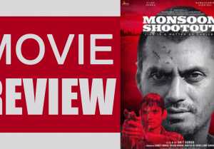 Monsoon Shootout Movie Review: Nawazuddin Siddiqui  Vijay Varma  Geetanjali Thapa