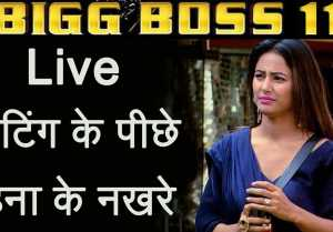 Bigg Boss 11: Hina Khan REASON behind LIVE VOTING during finale ?