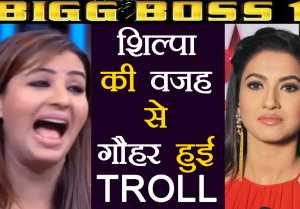 Bigg Boss 11: Gauhar Khan TROLLED on social media BECAUSE of Shilpa Shinde