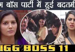 Bigg Boss 11: Salman Khan's MAKE UP artist MISBEHAVES with Sapna Chaudhary  Arshi