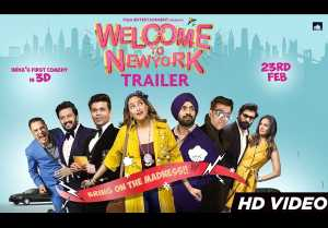 Welcome To New York Official Trailer