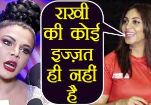 Arshi Khan SLAMS Rakhi Sawant, REACTS on her STATEMENT  FilmiBeat