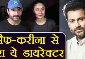 Kareena Kapoor  Saif Ali Khan UPSET with Kedarnath Director Abhishek Kapoor!  FilmiBeat