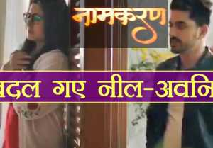 Naamkaran PROMO: 10 years LEAP shows Neil  Avni in DIFFERENT avatar !