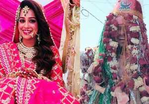 Dipika Kakar  Shoaib Ibrahim's Wedding Look Is Stunning ; Watch Video