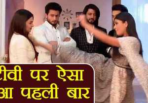 Ishqbaaz: Bhavya Kicks Saumya's Face; Scene Upset Fans Badly ! Shocking