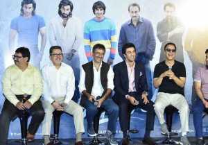 Sanju Biopic Teaser Launch Uncut  Ranbir Kapoor  Sanjay Dutt  Rajkumar Hirani