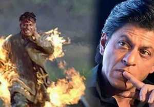 Shahrukh Khan Shares Experience Of Scary Fire Incident During Shooting