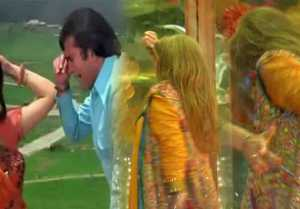 Dimple Kapadia Dances On Rajesh Khanna's Song Jai Jai Shiv Shankar; Watch Video