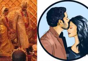 Aishwarya Rai Abhishek Bachchan get this beautiful gift from fan on 11th Anniversary