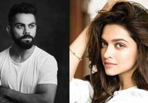 Deepika Padukone  Virat Kohli In Time Magazine 100 Most Influential People List