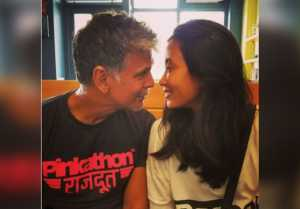 Milind Soman's Girlfriend Ankita Konwar Rubbishes Break Up News