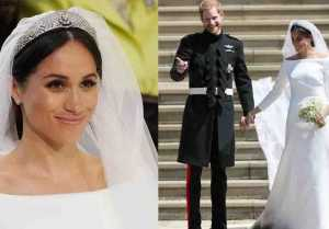 Royal Wedding: Meghan Markle Stunning Wedding Gown Is Special In Every Way, Know How