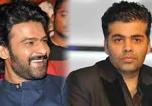 Prabhas Rejects Karan Johar's Film Yet Again; Here's Reason