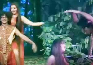 Shilpa Shinde And Sunil Grover Sizzle In Naagin Dance; Video Goes Viral