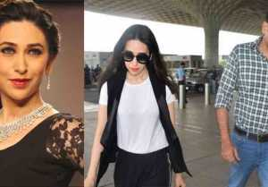 Karishma Kapoor Marriage Rumors;  Spotted With BF Sandeep Toshniwal At This Place