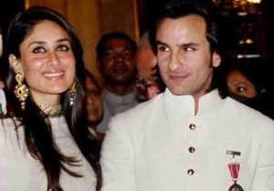 Kareena Kapoor Khan Feels Proud To Be Known As Saif Ali Khan's Wife