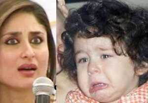 Kareena Kapoor Khan Gets Angry On Media Over Taimur Ali Khan