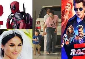 Bollywood Ka Punchnama: Deadpool 2 Collection  Taimur's Swag  Salman's Race 3 Trolled