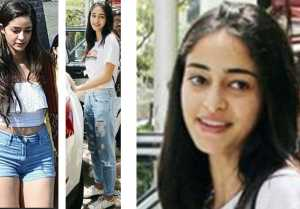 Ananya Pandey's Love For Denim Is Crazy, Photos Goes Viral