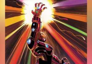 Avengers 4: Ironman To Make New Gauntlet In Avengers 4  Avengers Infinity War