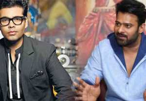 Baahubali Star Prabhas Breaks Silence On Fight With Karan Johar