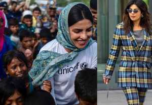 Priyanka Chopra Visits Bangladesh To Provide Help People In Rohingya Refugee Camps