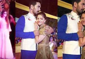Rubina Dilaik  Abhinav Shukla Wedding: Sharad Kelkar And Keerti's Dance On Sangeet