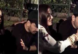 Rubina Dilaik Sings Romantic Song For Her Hubby Abhinav Shukla; Watch Video